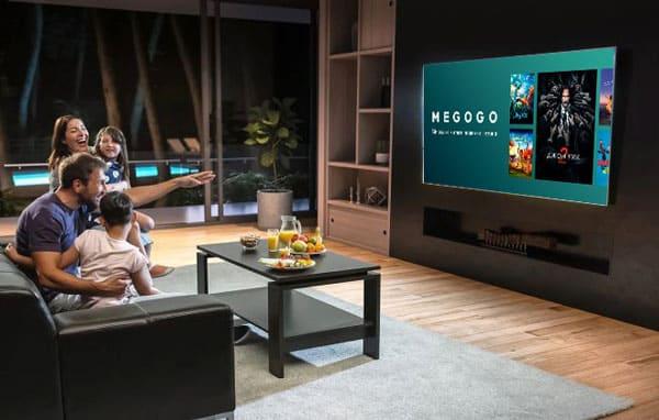 Megogo на Смарт ТВ приставке
